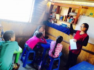 Elim tutoring program